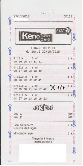 Ticket keno 22 oct 001 copie